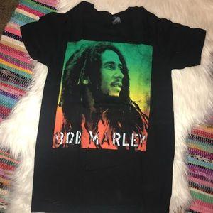 Tops - Bob Marley Tee